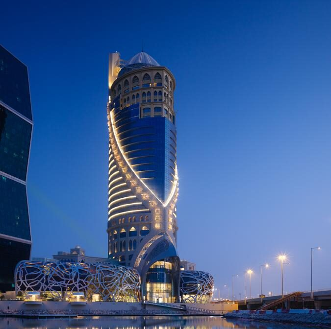 5* Mondrian Doha