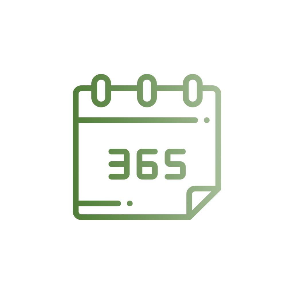 365 icon