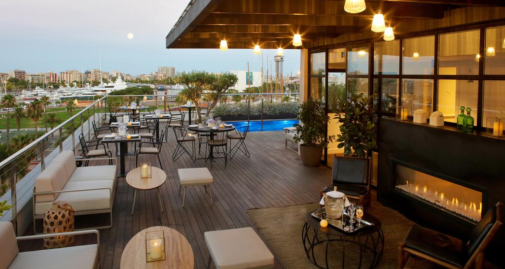 5* The Serras Hotel Barcelona