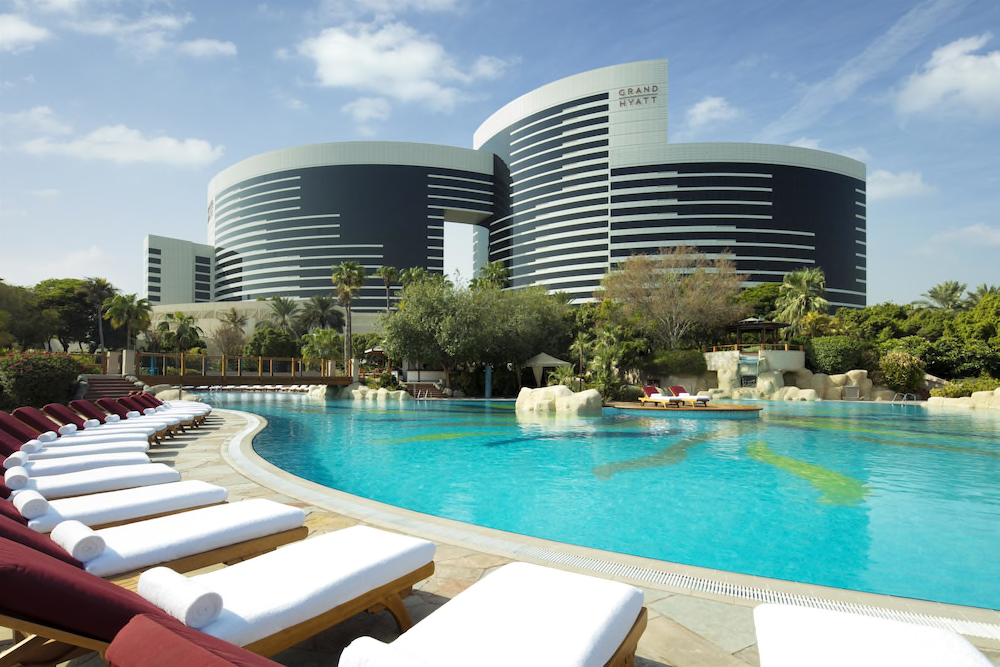 5* Hotel Grand Hyatt Dubai