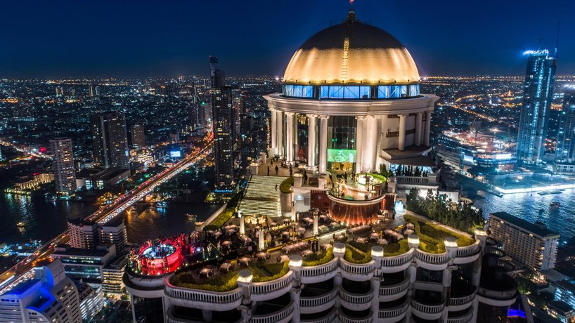 5* lebua at State Tower