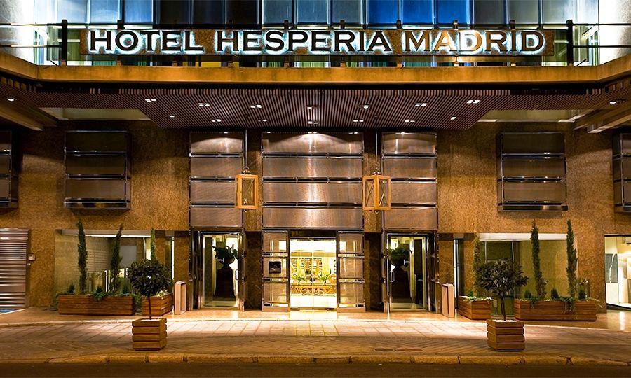 5* Hesperia Madrid Hotel