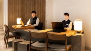 宿泊业日本工作